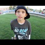 10 jähriger Wunderskater Rene Serrano