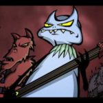 Slayer Cartoon – Criminally Insane