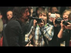 Dokumentation: Foo Fighters Garage Tour