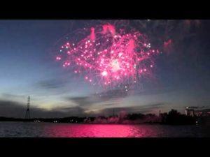 Fuochi d'artificio finlandese Campionati 2012