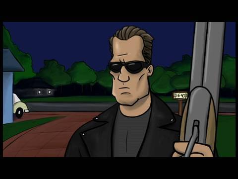 Terminator – How It Should End