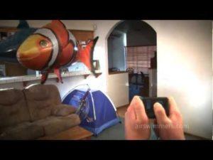 Air Swimmers - Luftfische