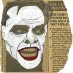jak Jack Nicholson był joker