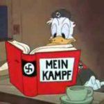 Pato Donald nazista
