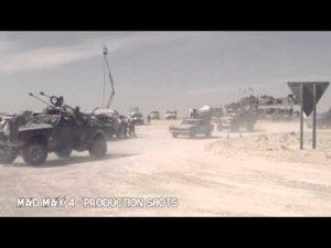 Mad Max: Fury Road – Erstes Video zeigt die Vehikel in Aktion