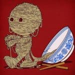 Chinesische Mumie