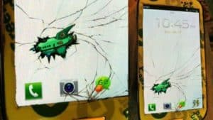 Cracked Phone Screen: Make the Best of It!