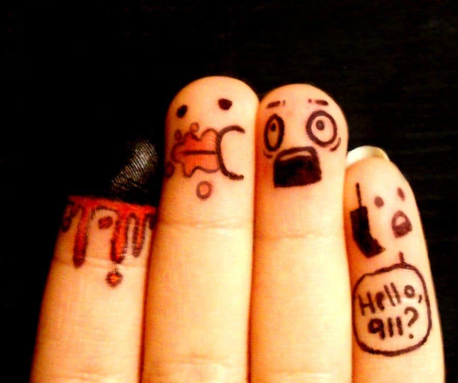 Kannibalen Finger