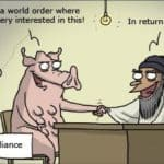 Eine logische, aber unerwartete Allianz