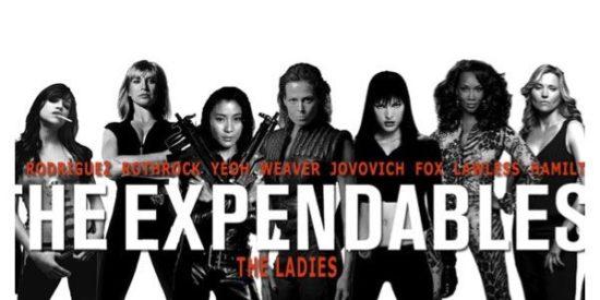 ExpendaBelles: Knallharte Frauen Action