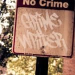 Grime Writer: Tylne Marker Graffiti