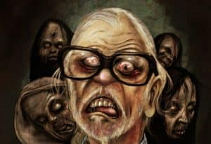 Today was George A. Romero born!