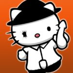 A Clockwork Kitty – Hello Kitty