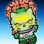 Mars Attacks Kitty – Ciao Kitty