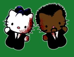 Pulp gatito - Hello Kitty