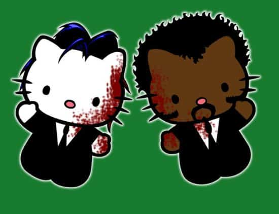 Pulp Kitty - Hello Kitty