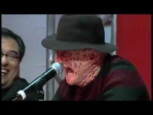 Freddy vs Jason: Wiegen vor dem Kampf in Las Vegas