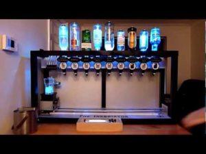 The Inebriator: Automatisch Cocktails mixen
