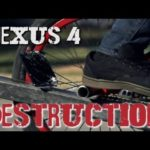 Nexus 4 BMX Destruction