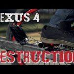 Nexus 4 BMX Destruction