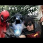 Cosplay Fight Action