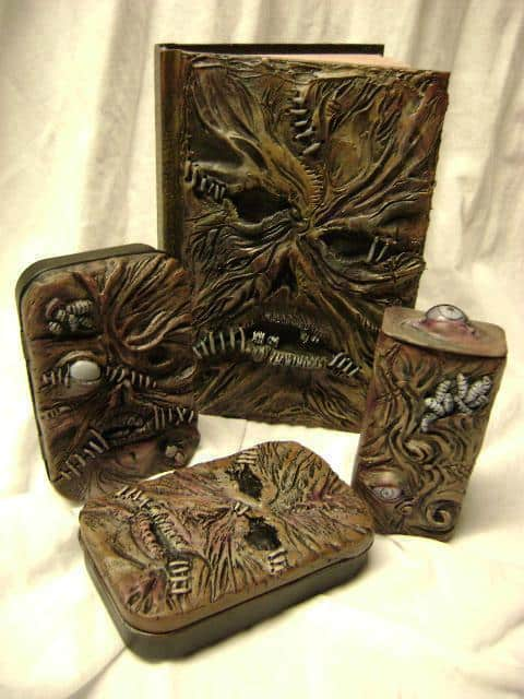 Evil Dead Necronomicon Collection