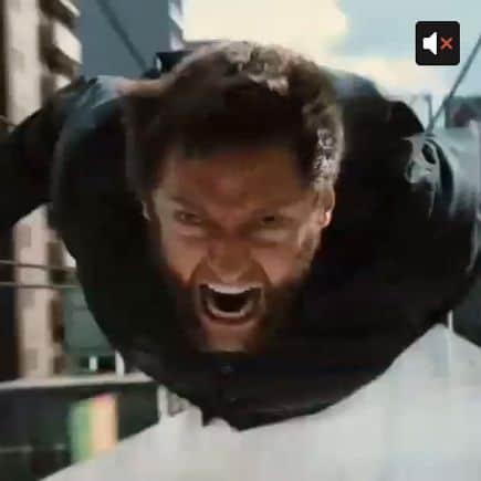 Sechs Sekunden aus dem neuen Wolverine Movie
