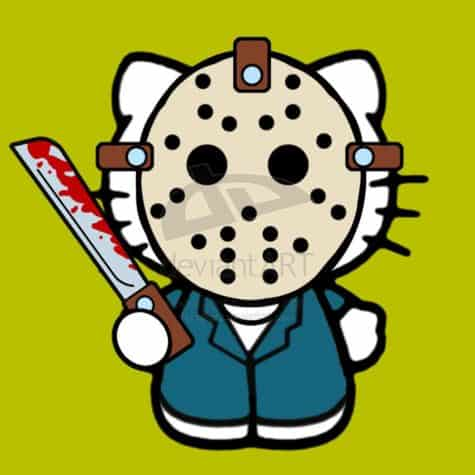 Hej Jason - Hello Kitty