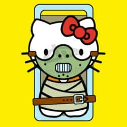 Hola Lecter - Hello Kitty