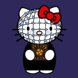 Hello Pinhead – Hello Kitty