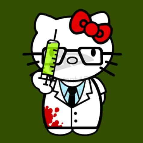 Hallo Reanimator - Hello Kitty
