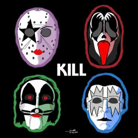 Killer Kiss Cover