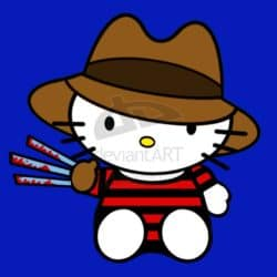 Hola Krueger - Hello Kitty
