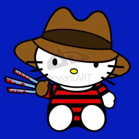 Hallo Krueger - Hello Kitty