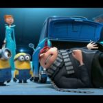 Despicable me 2 – Aanhangwagen