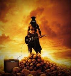 Nicht Conan der Barbar, sondern Slash der Gitarrist