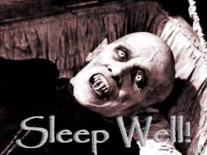 Dormez bien!
