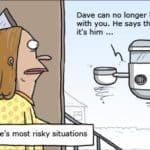 Hvordan droner bruges i de mest risikofyldte situationer i livet