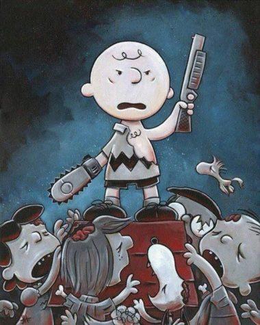 Evil Dead Peanuts
