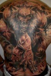 Horrible Tattoo (150)