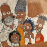 Die Simpsons in Afrika