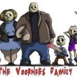 Den Voorhees Family