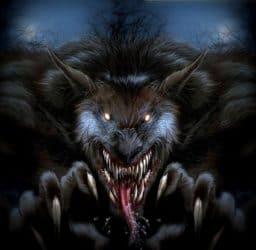 Dolunay canavar uyanır!