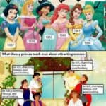 Disney and the stereotypes