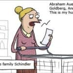 Ein alltäglicher Moment in der Familie Schindler