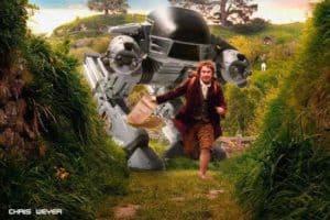 Run Bilbo, Correr!
