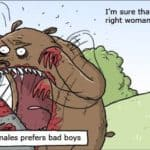 Niemand kann erklären, warum Frauen Bad Boys lieben