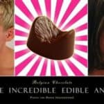 Edible Anus – Chocolate praline rose as new