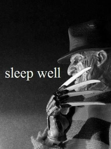 Sleep well!