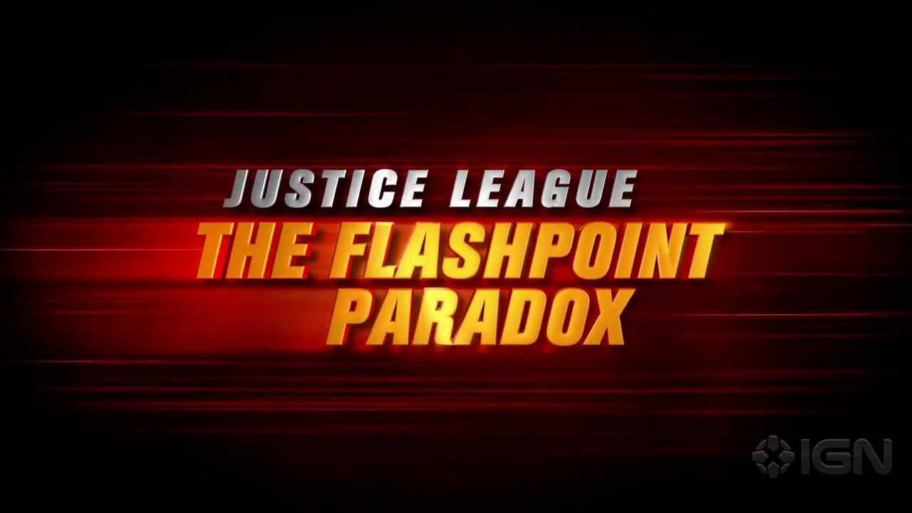 The Flashpoint Paradox Deutsch